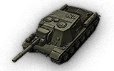 ISU-152 - Ussr (Tier 8 Tank destroyer)