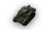 M3 Light - Ussr (Tier 3 Light tank)
