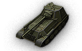 SU-100M1 - Ussr (Tier 7 Tank destroyer)